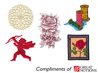February 2015: Perfect Embroidery Professional